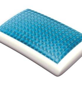Ортопедическая подушка с охлаждающим эффектом.