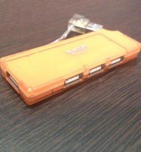 Разветвитель USB 2.0