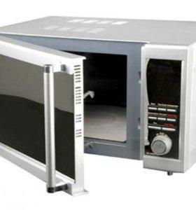 Ремонт микроволновых печей