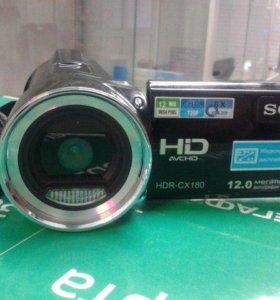 Видеокамера SONY HDR-CX180