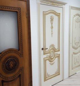 Двери входные и межкомнатные, в наличии и на заказ