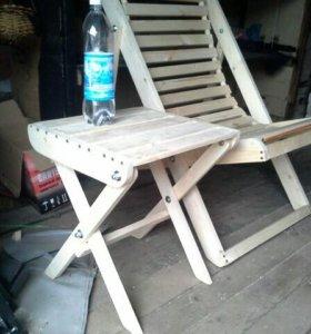 Шезлонги кресла лежаки