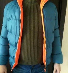Новая мужская куртка р.52-54