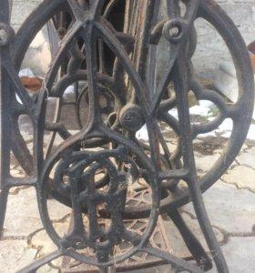антиквариат швейная машинка