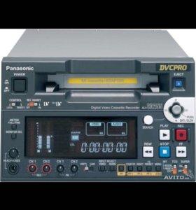 Видеомагнитофон Panasonic AJ-SD255