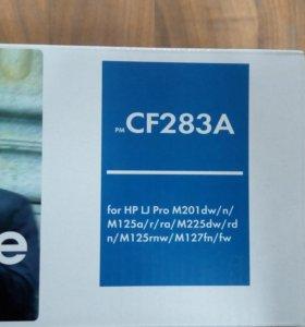 Картриджи для принтеров Hp CF283A- 3 шт  и Xerox-1