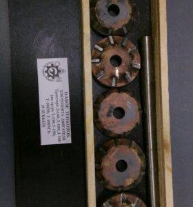 Набор зенковок (шарошки) для двиг.Д-160,180,108