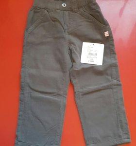 Новые джинсы для мальчика Whoopi р.92