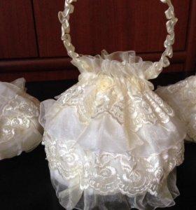 Свадебная сумочка для невесты