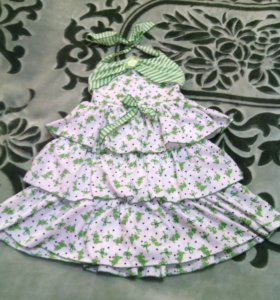Детское платье модное