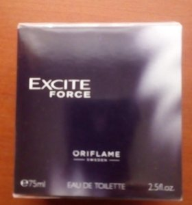 Туалетная вода для мужчин Excite Force