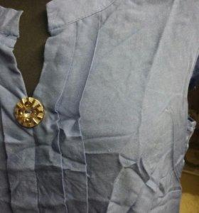 Блуза штапель