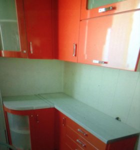 Кухонный гарнитур угловой новый