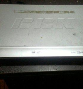 DVD проигрыватель BBK
