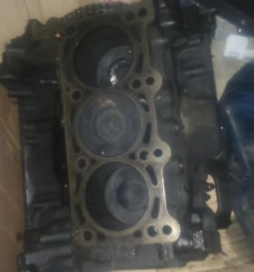 Двигатель бу фольксваген туарег