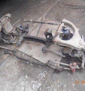 Подвеска газ 3110