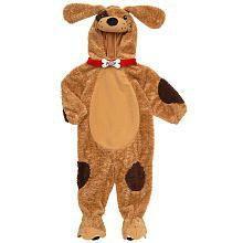 Новый новогодний костюм собачка