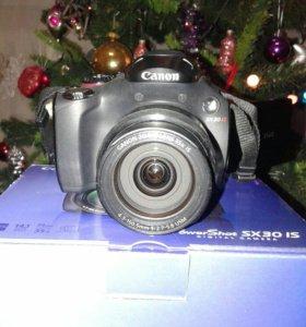 Фотоаппарат Canon Power Shot SX30IS.