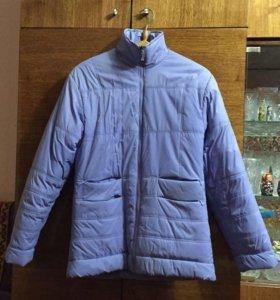 Куртка на синтипоне 42-44 размер