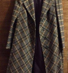 Пальто винтаж 46 размер