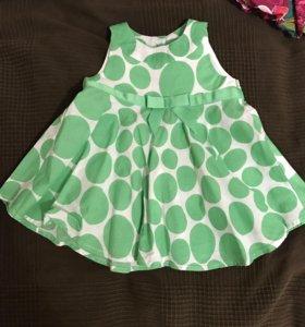 Платье Gloria Jeans 9-12м