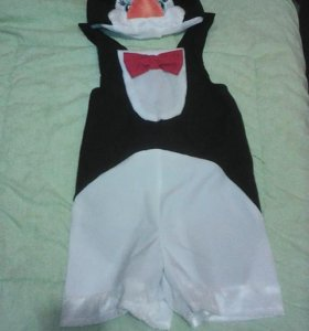 Новый Костюм пингвина на 4-5 лет