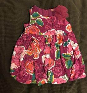 Платье Gloria Jeans 9-12m