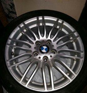 BMW 3 колеса с резиной