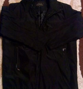 Мужская зимняя куртка р-р 54-56