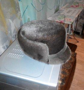 Шапка зимняя нерпа