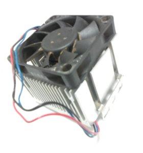 Кулер рабочий socket 370