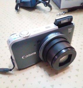 Фотоаппарат Canon sx220 HS