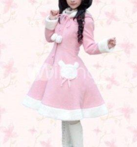 Продам новое пальто в стиле Лолита