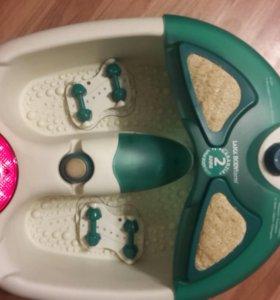 Массажная-педикюрная ванночка для ног