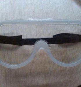 Защитные очки для выжегания.