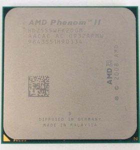 Процессор AMD phenom II x2 555 3.2 ГГц