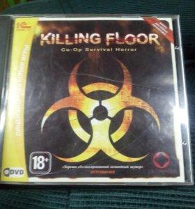 Killing Floor Co-Op Survival Horror