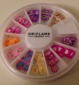 Фигурки для дизайна ногтей