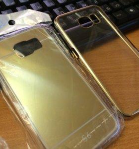 Чехлы для Samsung S6 Edge (цена за 4шт)