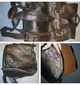 Рюкзак-сумка, новый