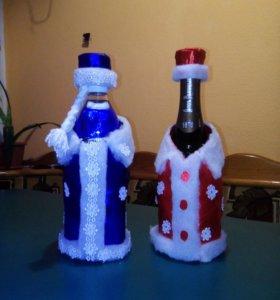 Шубка для ваших бутылочек