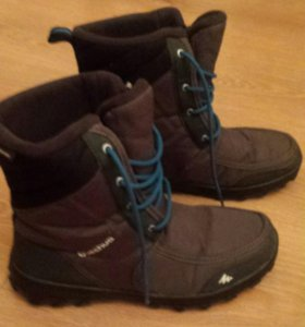 Ботинки зимние +зимние кроссовки