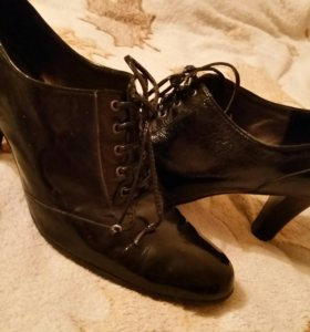 Лакированные туфли Терволина