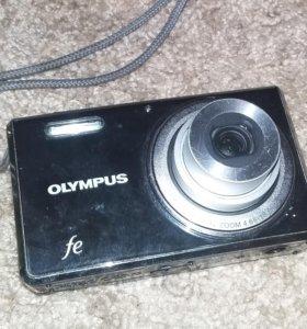 Фотоаппарат Olympus fe-4000 12mpix