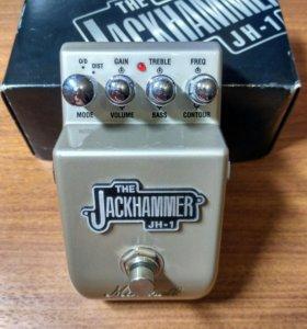 Гитарная педаль Marshall Jackhammer
