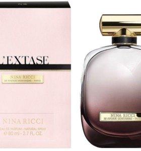 ❇  L'EXTASE  ❇ от NINA RICCI  80ml