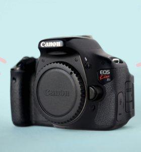 Canon EOS 600D Kit + подарочки