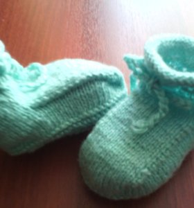 Башмачки, носочки
