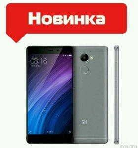Гарантия 1 ГОД Xiaomi Redmi 4