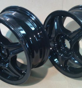 Полимерная (порошковая) покраска дисков